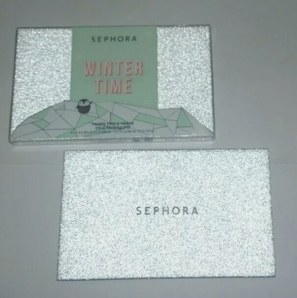 Sephora Other - Sephora Limited Edition Winter Time Palette NWT